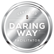 The Daring Way™ Leadership Emblem